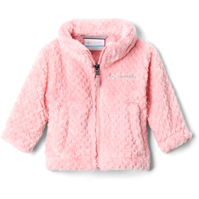 Columbia Fire Side Sherpa Full Zip Jacket Girls, pink orchid